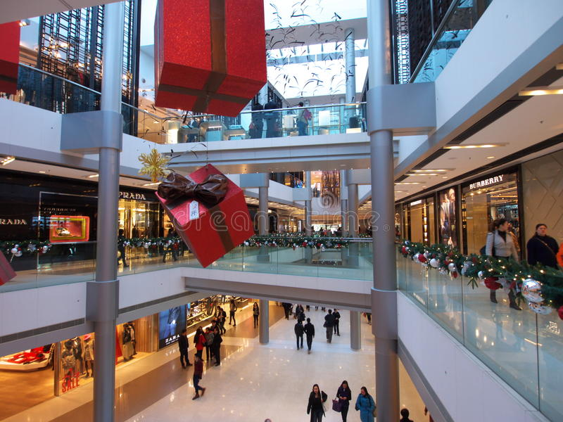 Download IFC Mall Editorial Stock Photo - Image: 22587698