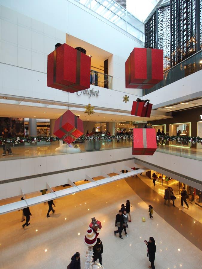 Download IFC Mall editorial image. Image of landmark, interior - 22587720