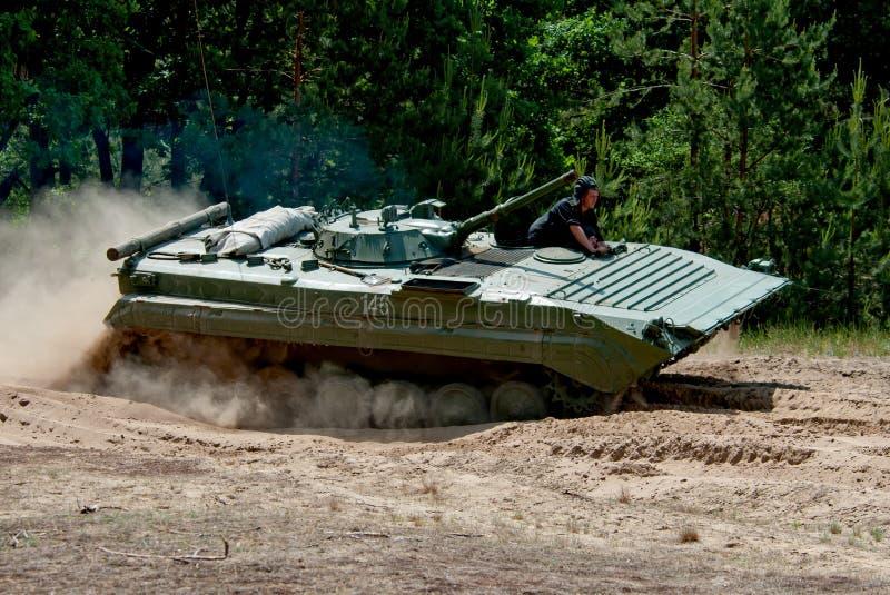 IFV BMP-1 foto de archivo libre de regalías