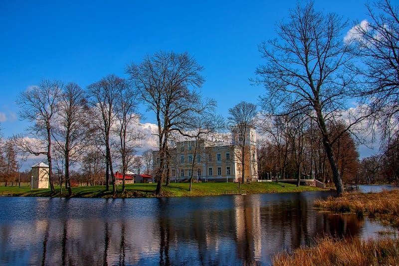 Igate-Schloss lettland stockfoto