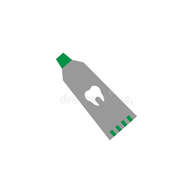 Igiene ed icona orale Elemento dell'icona di cure odontoiatriche per i apps mobili di web e di concetto L'igiene dettagliata e l' royalty illustrazione gratis