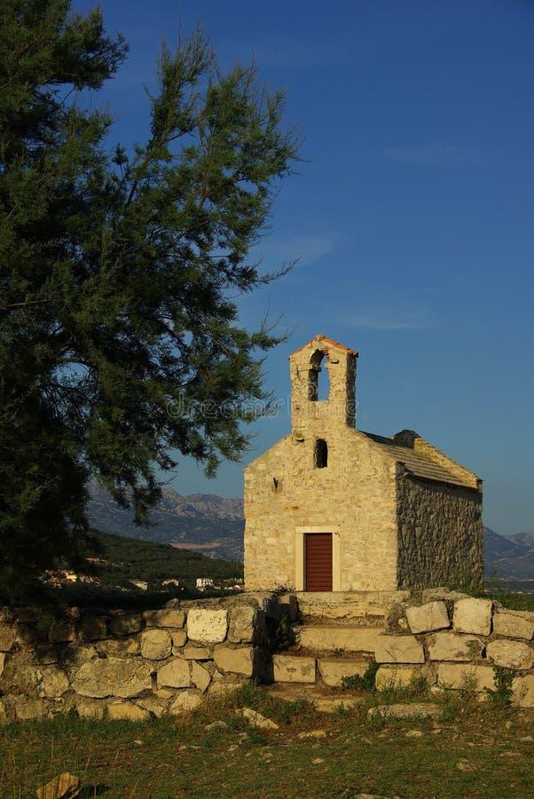 Iglesia 07 de Sveti Duh fotos de archivo