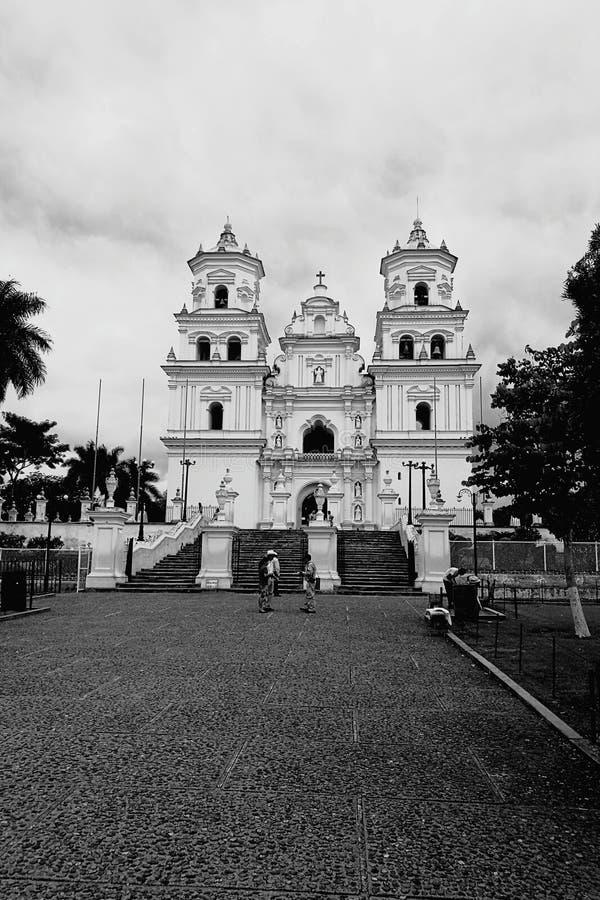 Iglesia imagen de archivo