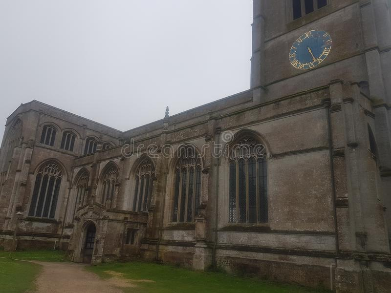 Iglesia fotografía de archivo libre de regalías