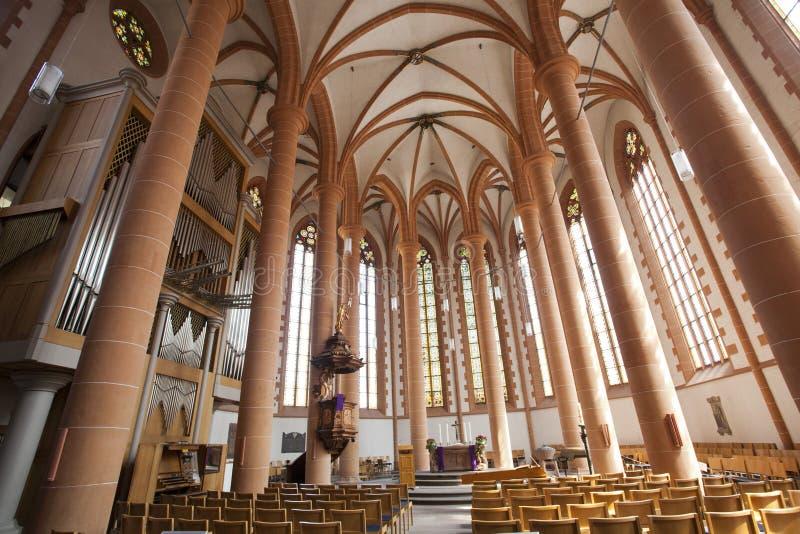 Iglesia foto de archivo