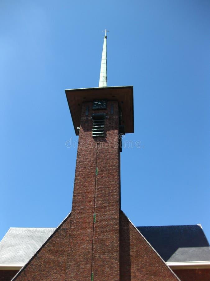 Iglesia abstracta imagenes de archivo