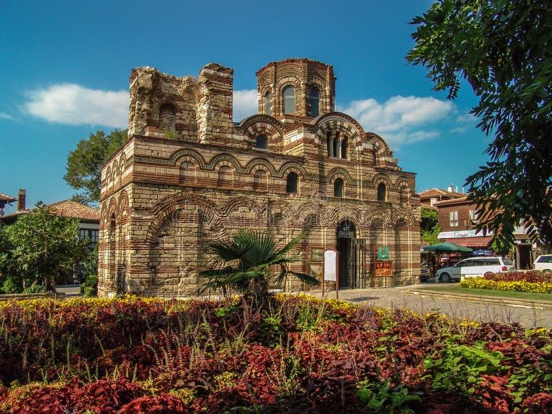 Iglesia antigua foto de archivo