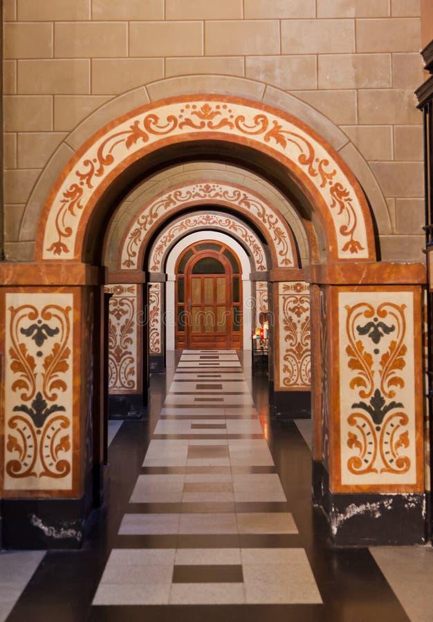 Iglesia Barcelona de Betlem fotos de archivo libres de regalías