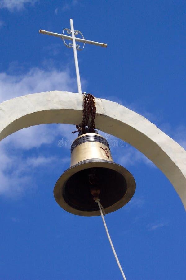 Iglesia Bell imagen de archivo