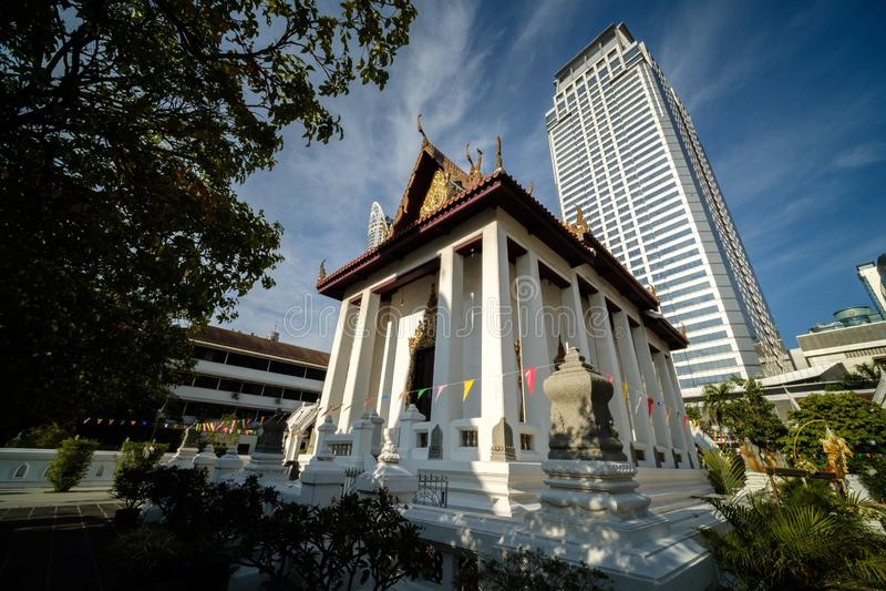 Iglesia budista imágenes de archivo libres de regalías