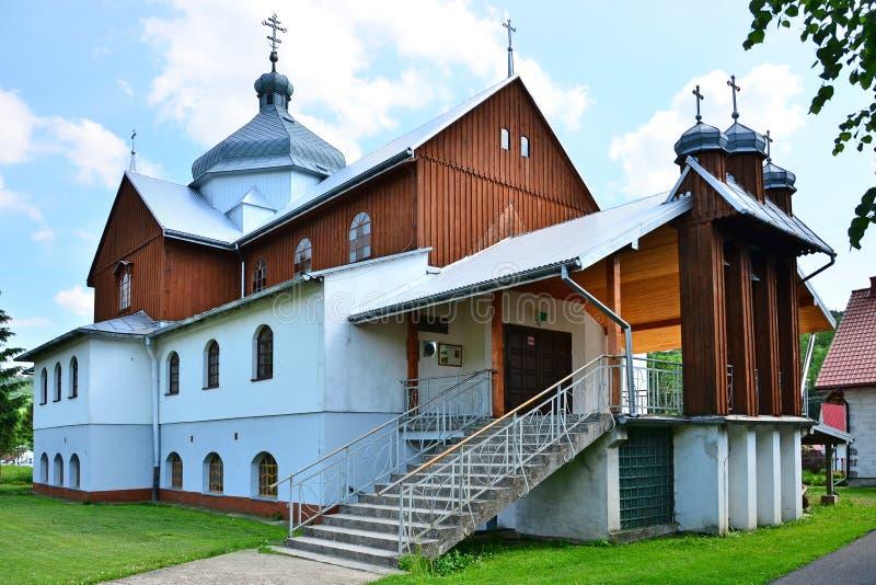Iglesia católica griega fotos de archivo
