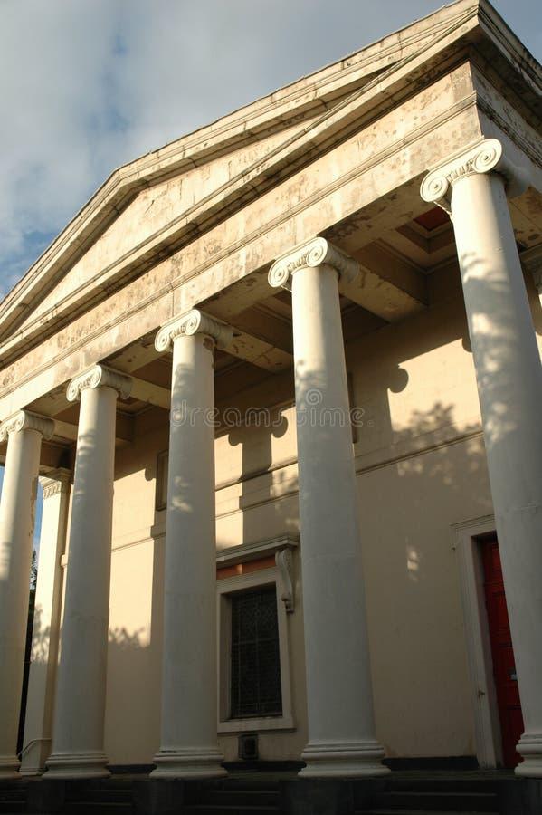 Iglesia Clásica Nea Fotografía de archivo