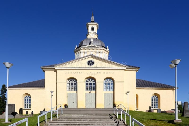 Iglesia de Alatornio fotografía de archivo libre de regalías