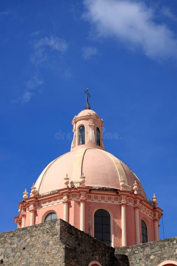 Iglesia de Asuncion del la de Santa María de fotografía de archivo