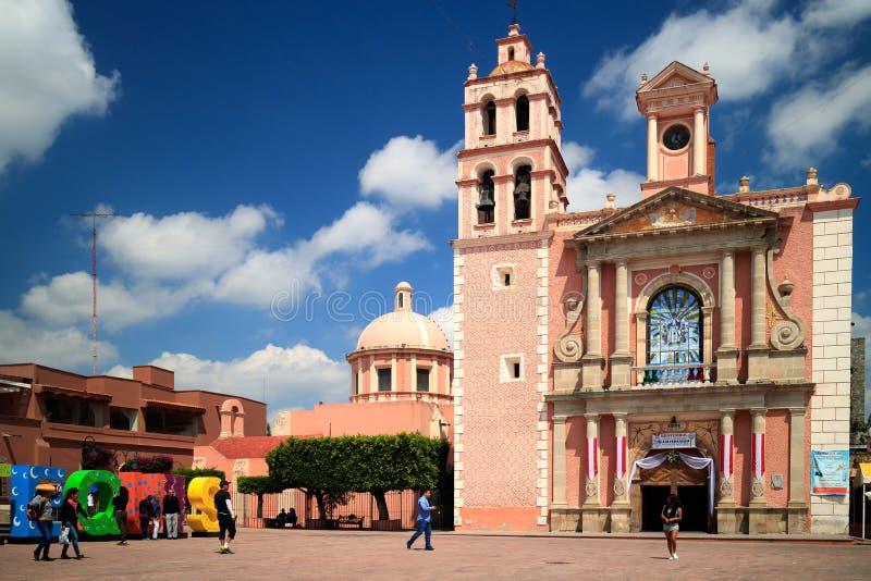 Iglesia de Asuncion del la de Santa María de fotos de archivo libres de regalías