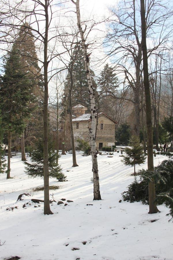 Iglesia de Boyana en Sofía imagen de archivo libre de regalías