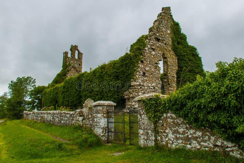 Iglesia de Clomantagh imagen de archivo