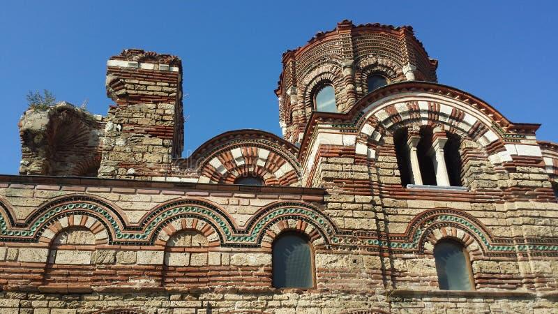 Iglesia de Cristo Pantokrator fotografía de archivo