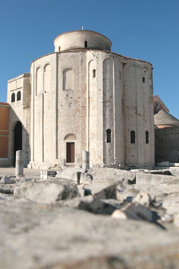 Iglesia de Donato del santo foto de archivo