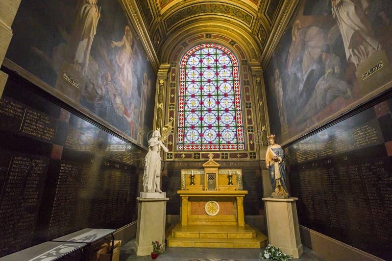 Iglesia de Francois Xavier del santo, París, Francia fotos de archivo libres de regalías