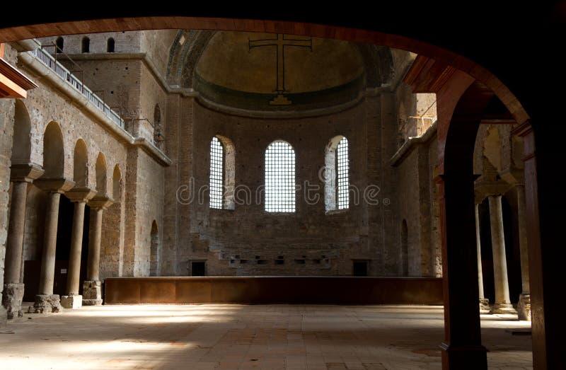 Iglesia de Hagia Irene foto de archivo libre de regalías