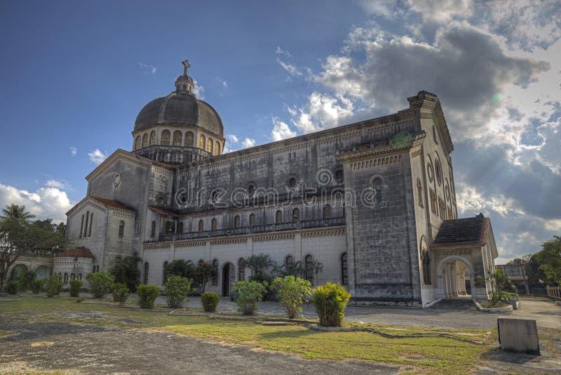 Iglesia de Jesús de Miramar arkivfoton