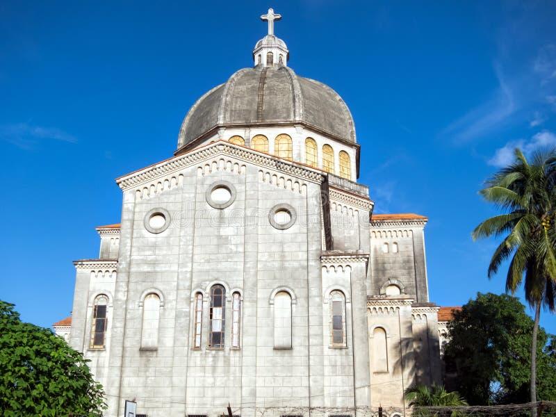 Iglesia de Jesus de Miramar, Havana imagem de stock
