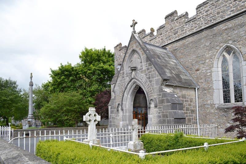 Iglesia de la abadía de la trinidad santa fotos de archivo libres de regalías