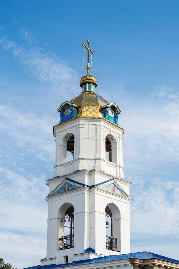 Iglesia de la ascensión foto de archivo