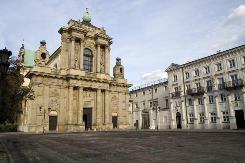 Iglesia de la asunción fotos de archivo
