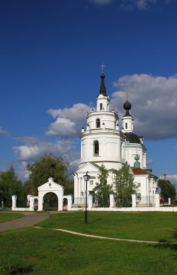 Iglesia de la asunción Rusia fotografía de archivo libre de regalías