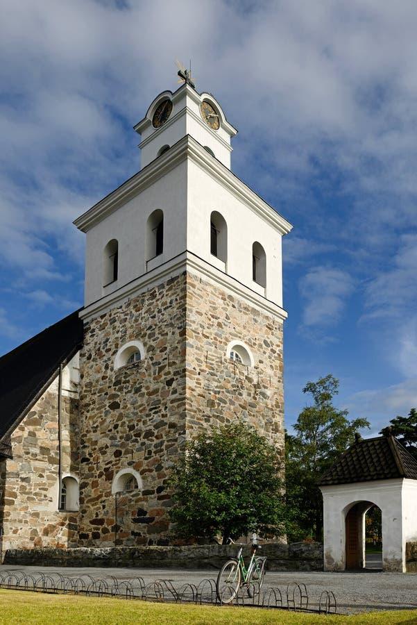 Iglesia de la cruz santa (1520) fotografía de archivo