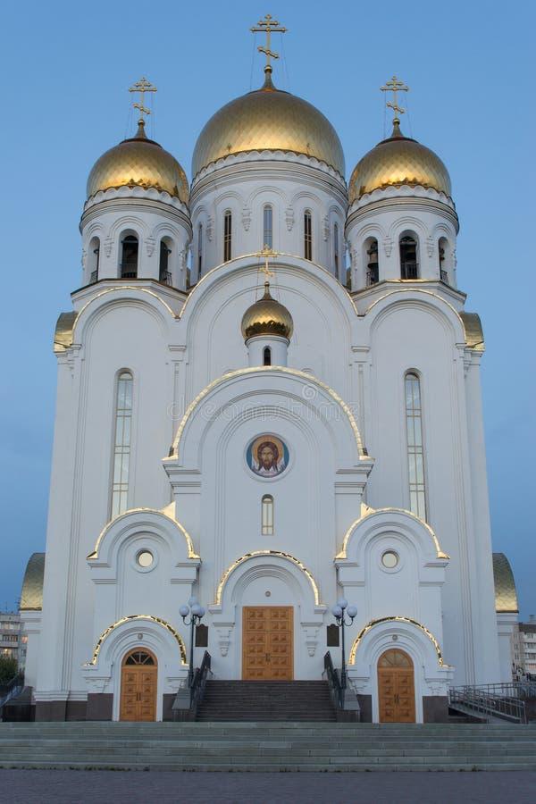 Iglesia de la natividad de Jesus Christ fotografía de archivo