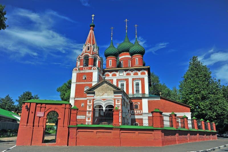 Iglesia de Michael Archangel del santo fotos de archivo libres de regalías