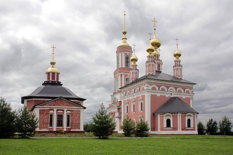 Iglesia de Michael el arc?ngel fotografía de archivo libre de regalías