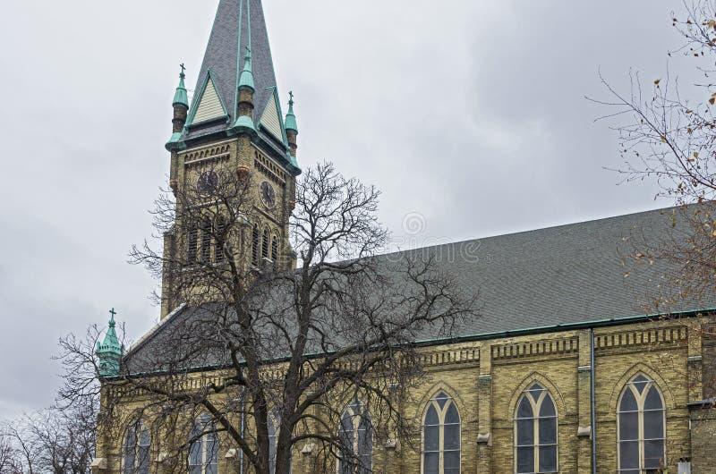 Iglesia de Milwaukee imagen de archivo