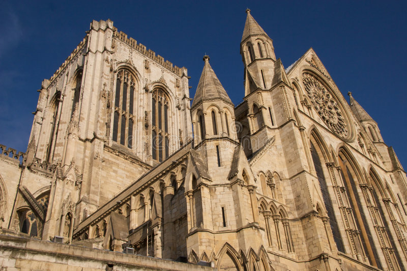 Download Iglesia De Monasterio De York En Sol Foto de archivo - Imagen de inglaterra, medieval: 7282426