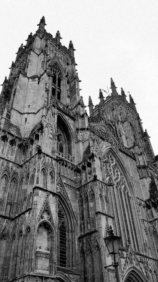 Iglesia de monasterio gótica fotografía de archivo libre de regalías