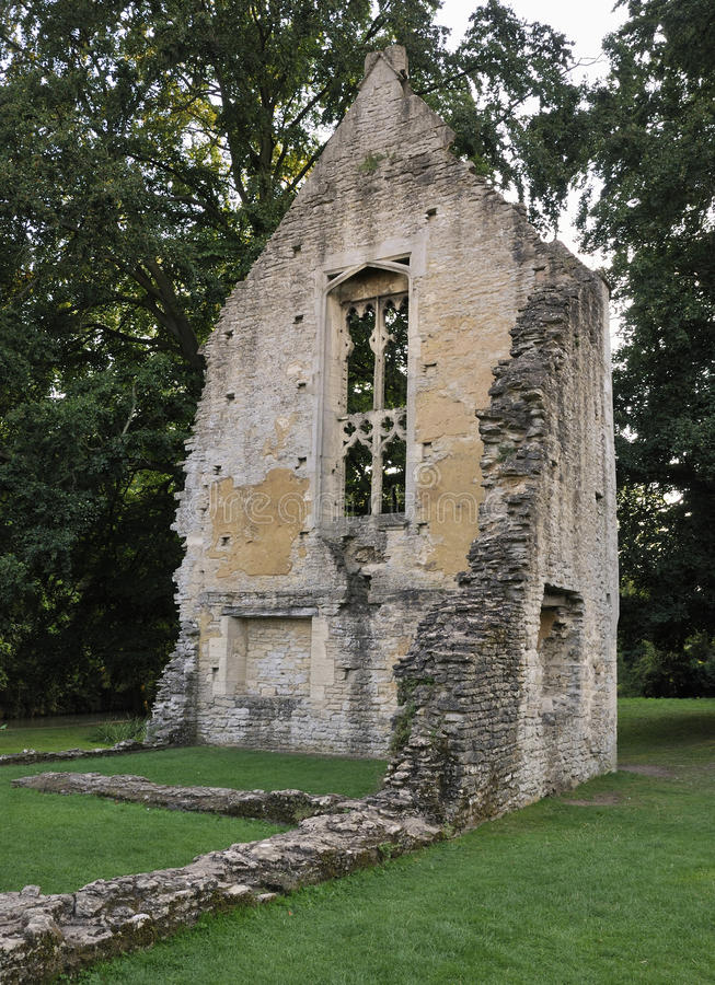 Iglesia de monasterio Lovell Hall imagen de archivo libre de regalías