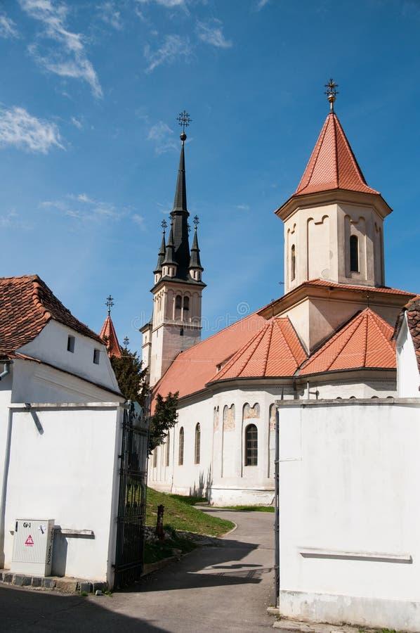 Iglesia de Nicholas del santo fotografía de archivo libre de regalías