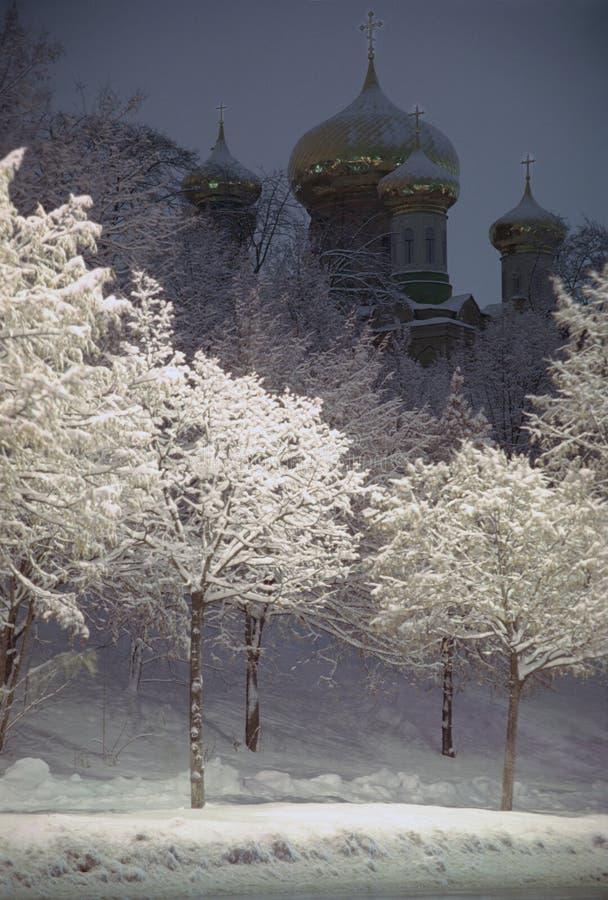 Iglesia de Pokrova en Kiev, Ucrania. fotografía de archivo