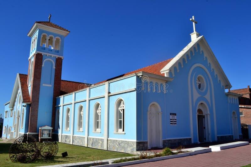 Iglesia DE Punta del Este stock foto's