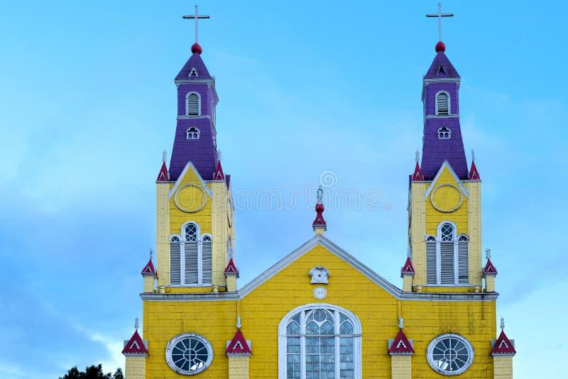 Iglesia de San Francisco fotografia de stock royalty free