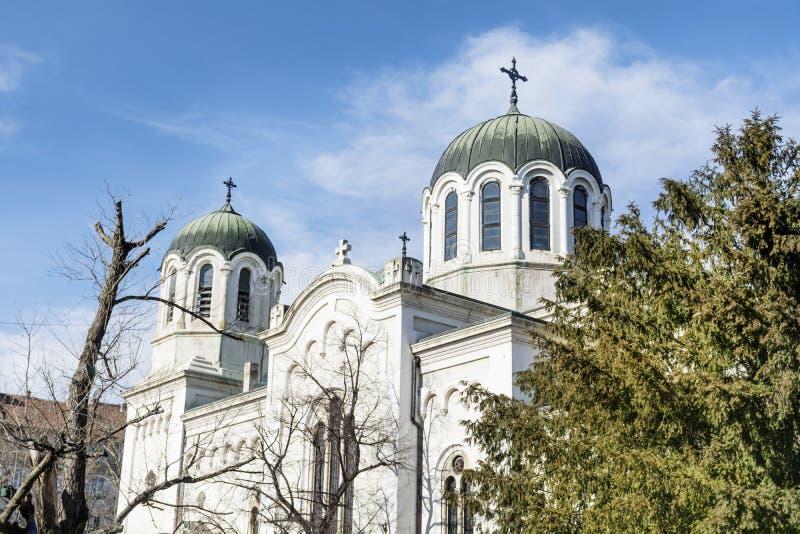 Iglesia de San Jorge el victorioso, Sofía imagen de archivo libre de regalías