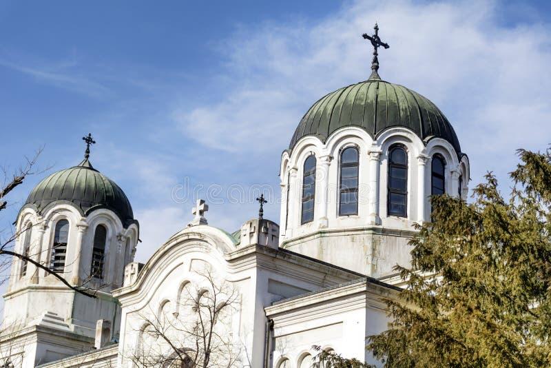Iglesia de San Jorge el victorioso, Sofía imagen de archivo