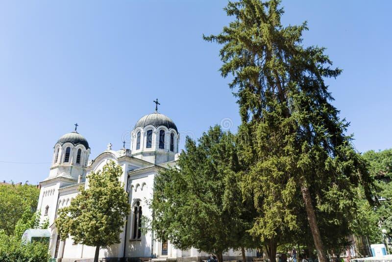 Iglesia de San Jorge el victorioso, Sofía foto de archivo