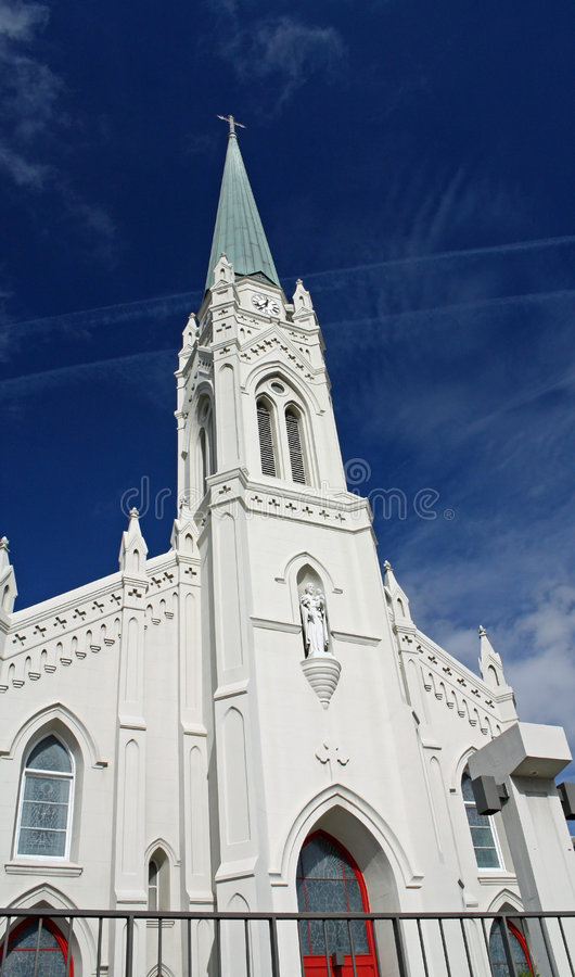 Iglesia de San José foto de archivo libre de regalías