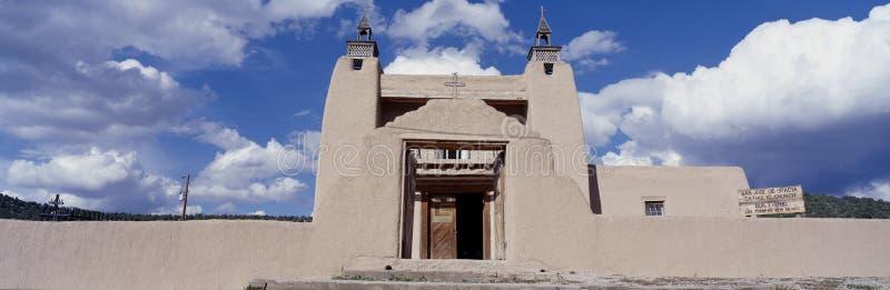 Iglesia de San Jose de García imagenes de archivo