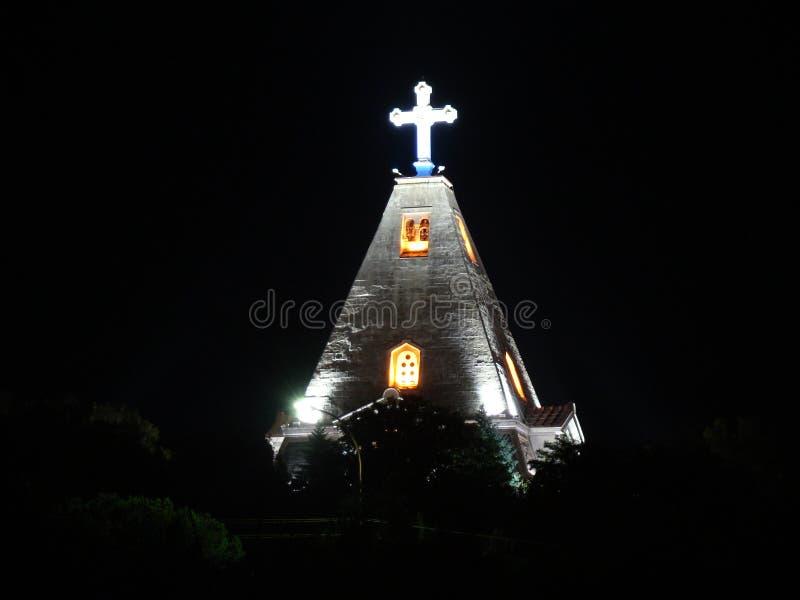 Iglesia de San Nicolás imágenes de archivo libres de regalías