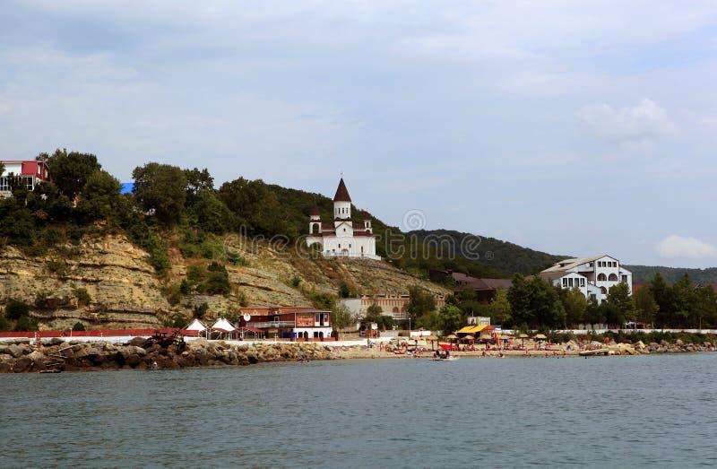 Iglesia de San Nicolás Iglesia apostólica armenia imágenes de archivo libres de regalías
